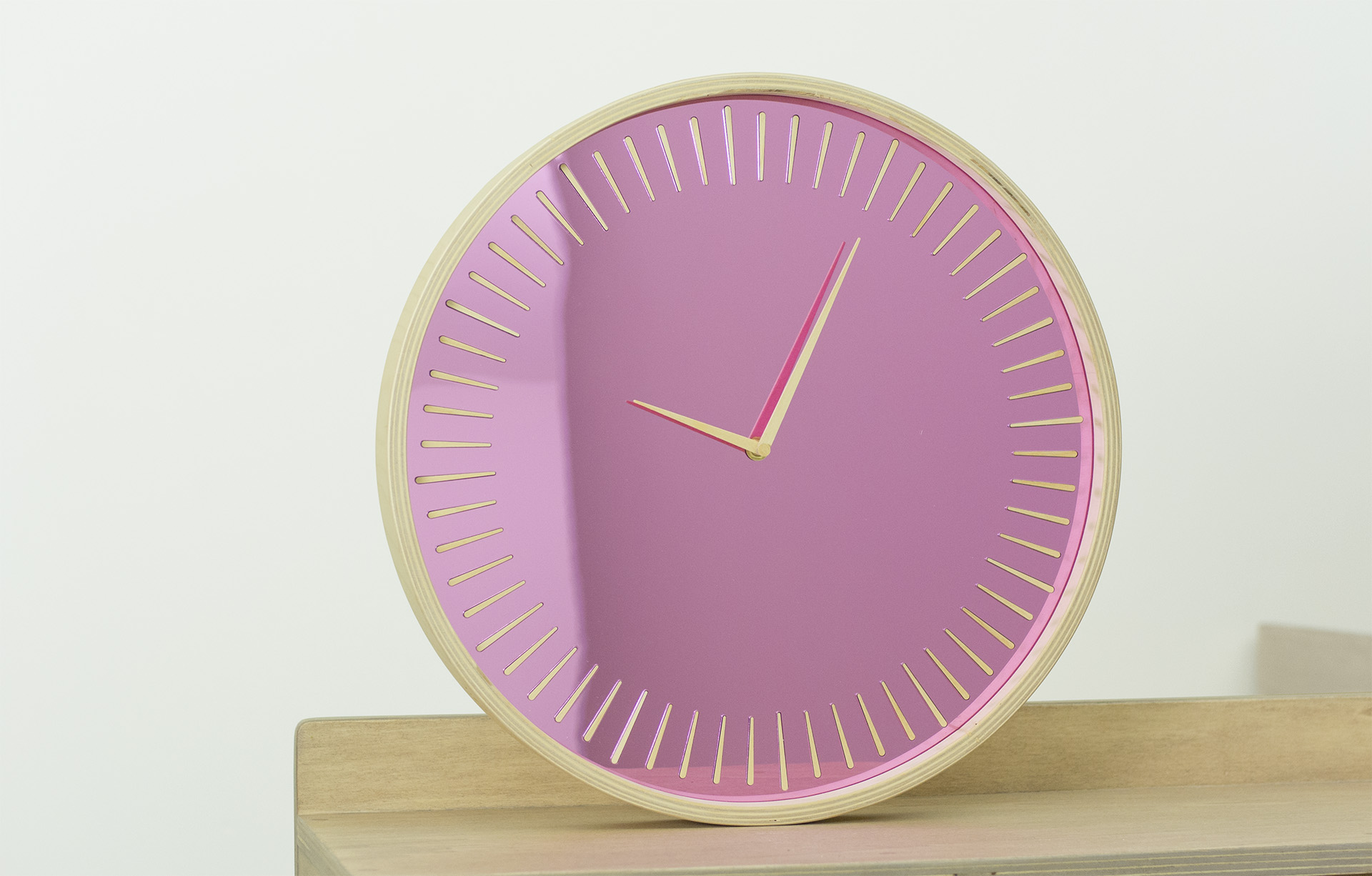 mirror, wood, wall clock, art, design, clock, architecture, interior design